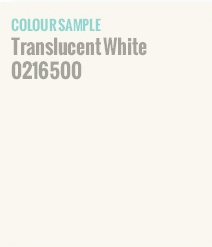 Translucent White - 0216500