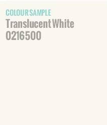 Translucent White - 0216500