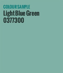 Light Blue Green - 0377300