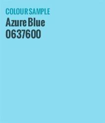 Azure Blue - 0637600